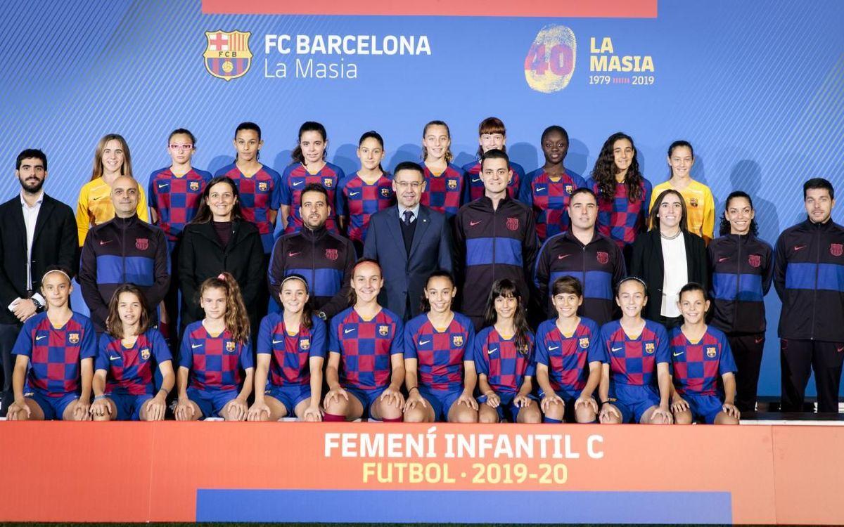 Femenino Infantil C 2019/20