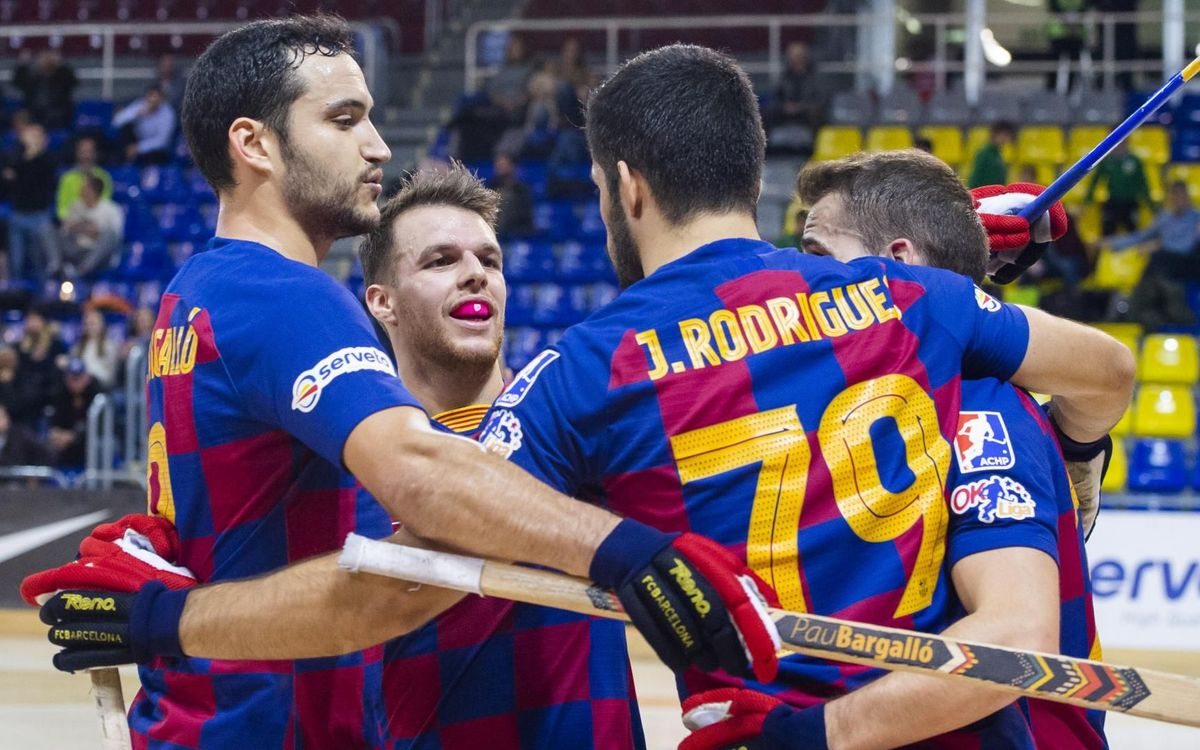 Lleida Llista 0-6 Barça: Superb in attack, strong in defence