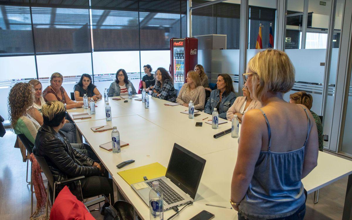 La ABJ se sumerge en un proyecto de empoderamiento femenino