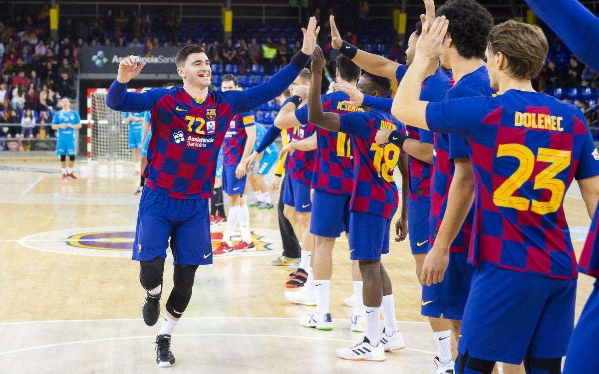 Abanca Ademar León – Barça: El liderat de la Lliga també està en joc