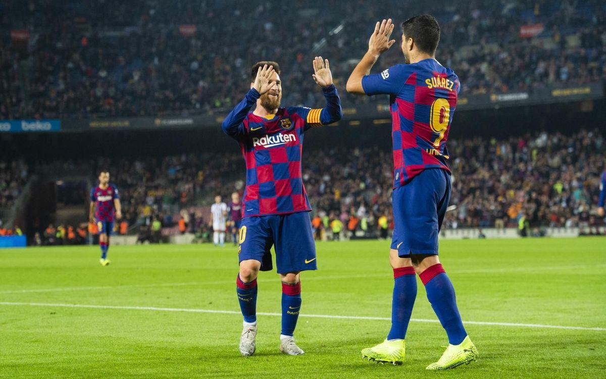 Barça - Dortmund: En busca de una victoria resolutiva