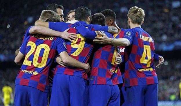 Preview Atletico Madrid V Barca