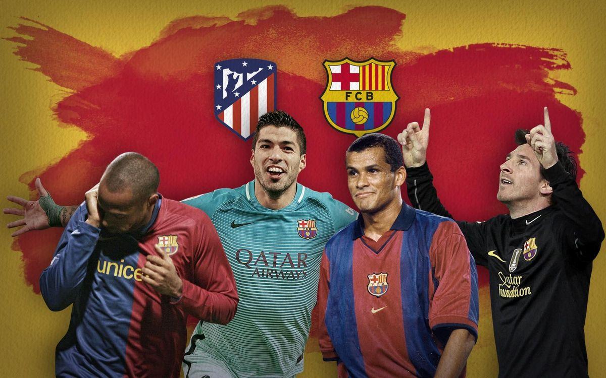 Atlético-Barça, synonyme de buts