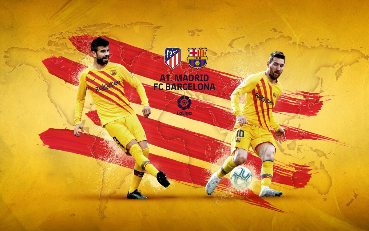When and where to watch Atlético Madrid-Barça