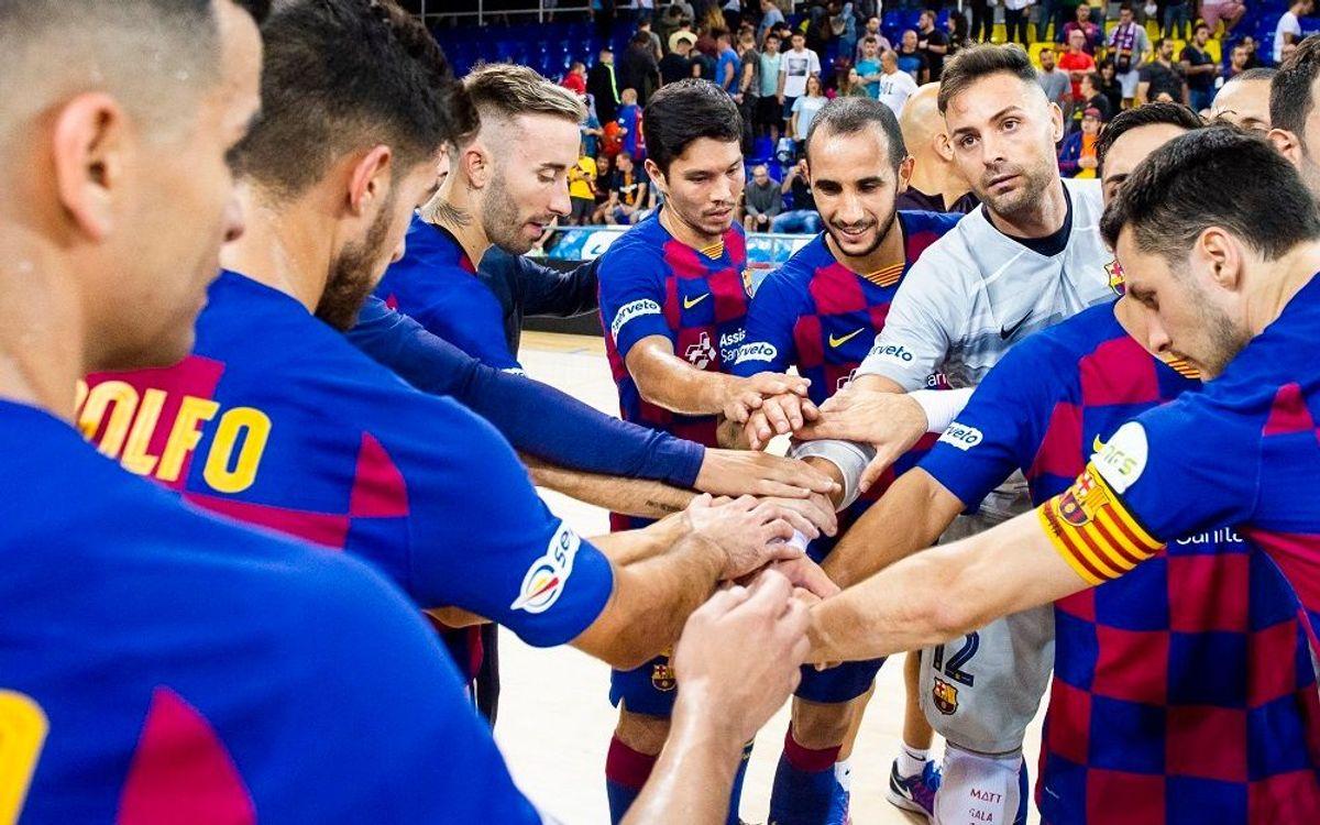 El Barça se reinventa para visitar al Levante