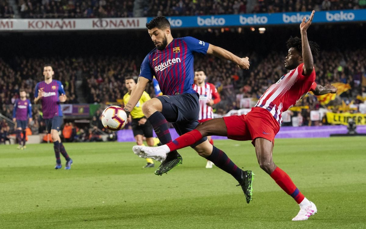 Atlético Madrid v Barça: Three individual battles to look out for