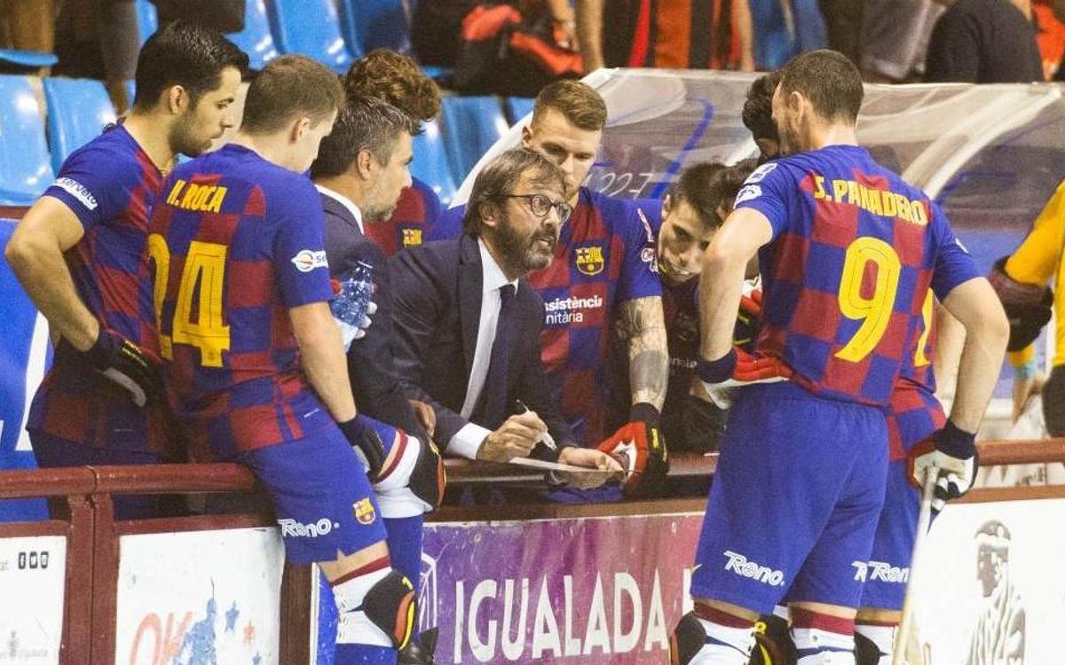 Reus Deportiu – Barça: A ponerse al día con la opción de ser líderes