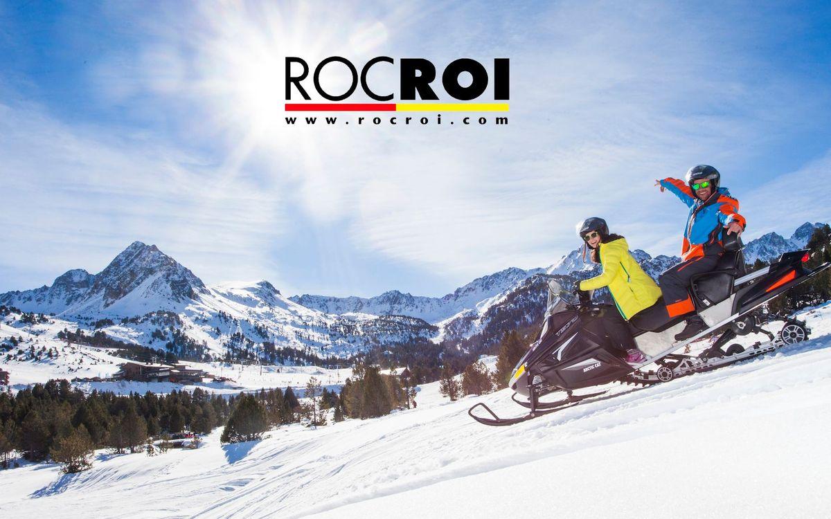 !Vive los deportes de aventura este invierno!