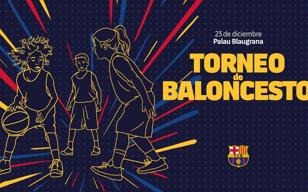 Torneo de Baloncesto 3x3 para jóvenes el 23 de diciembre