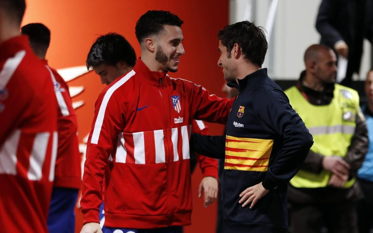 The lowdown on Atlético Madrid