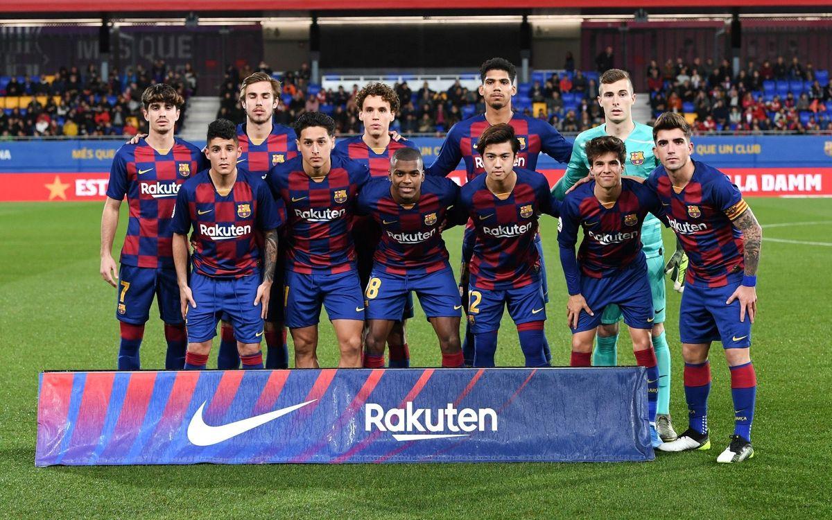 La buena racha del Barça B