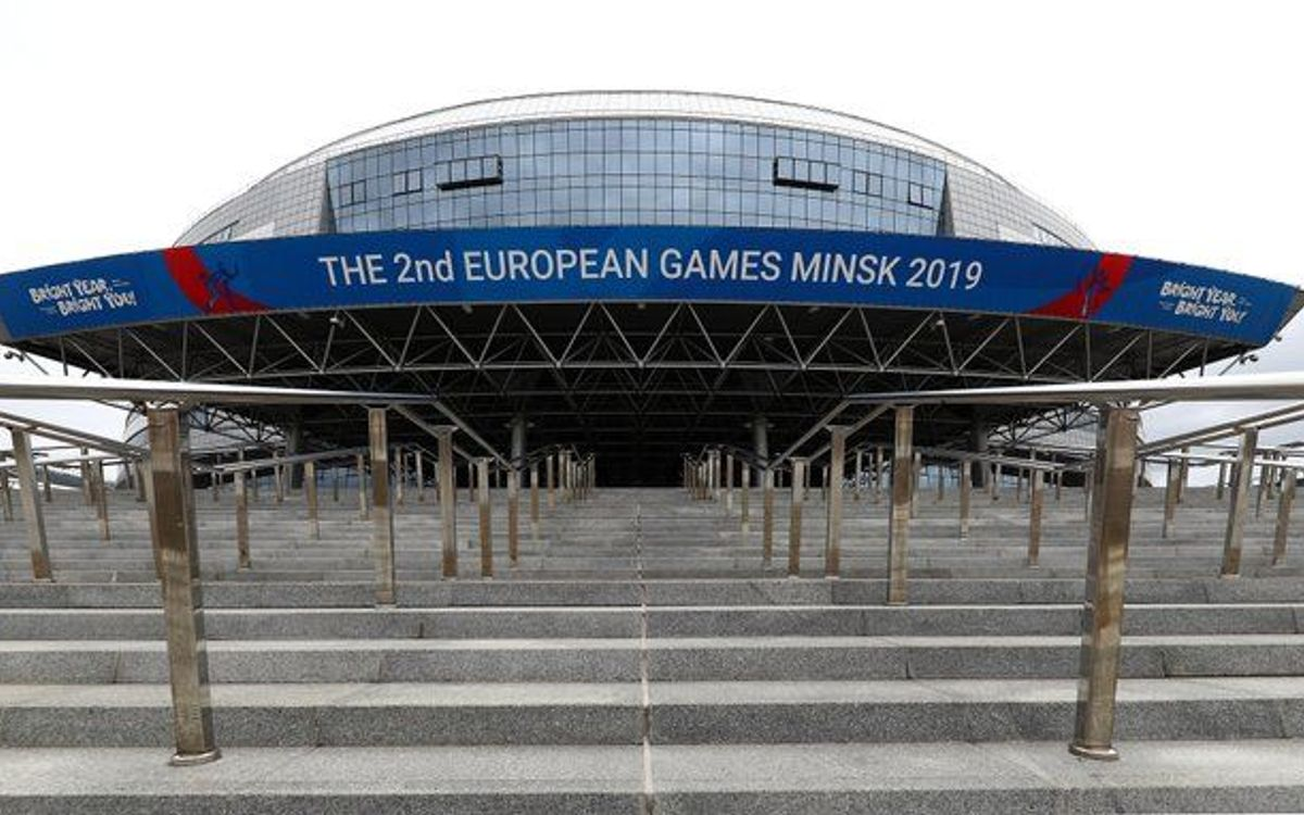 Minsk, seu de la Final Four