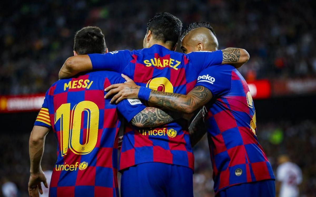 Messi, Suárez y Arturo Vidal, en el mismo grupo de la Copa América