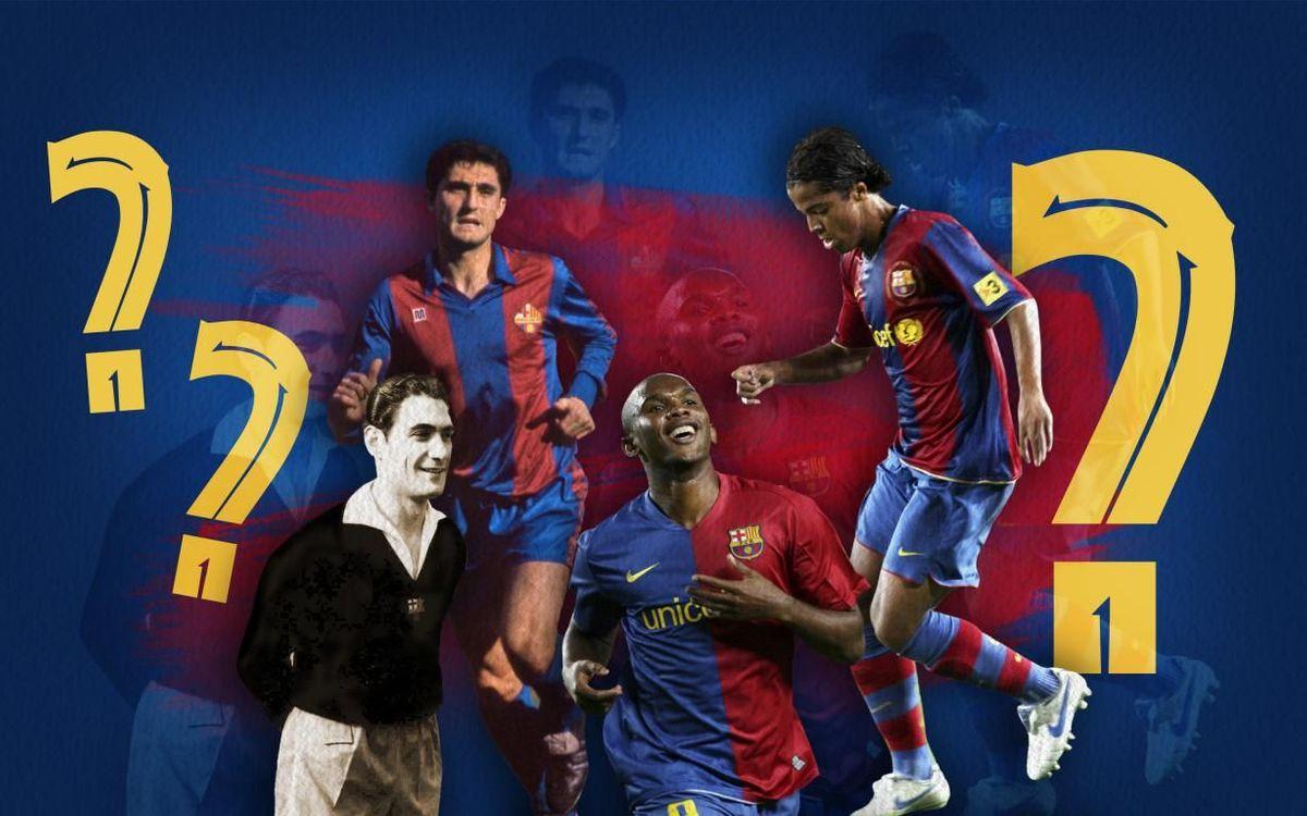 Quins futbolistes han jugat a Barça i Mallorca?
