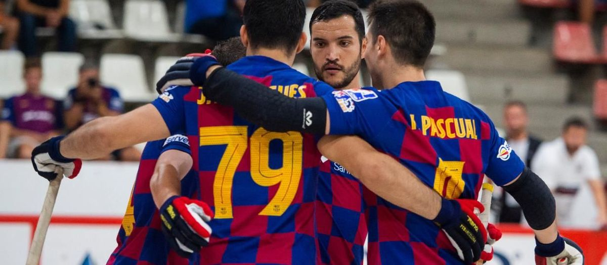 Vic 4-7 Barça: Still top