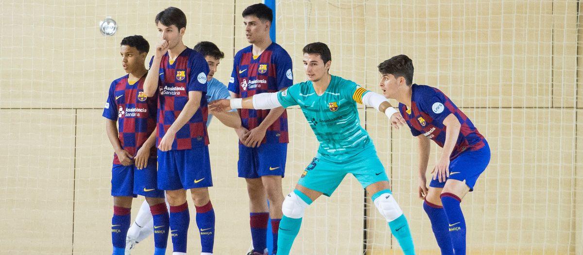 Barça B – Soliss FS Talavera (3-6): Dos minutos deciden