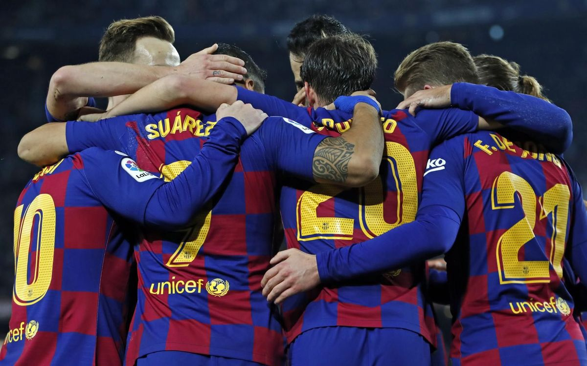 Inter - Barça : Objectif, rester invaincus