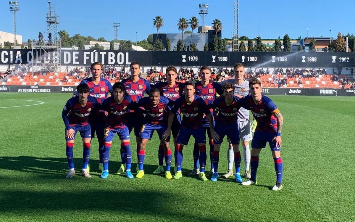 Valencia Mestalla 0-0 Barça B: Dominance without goals