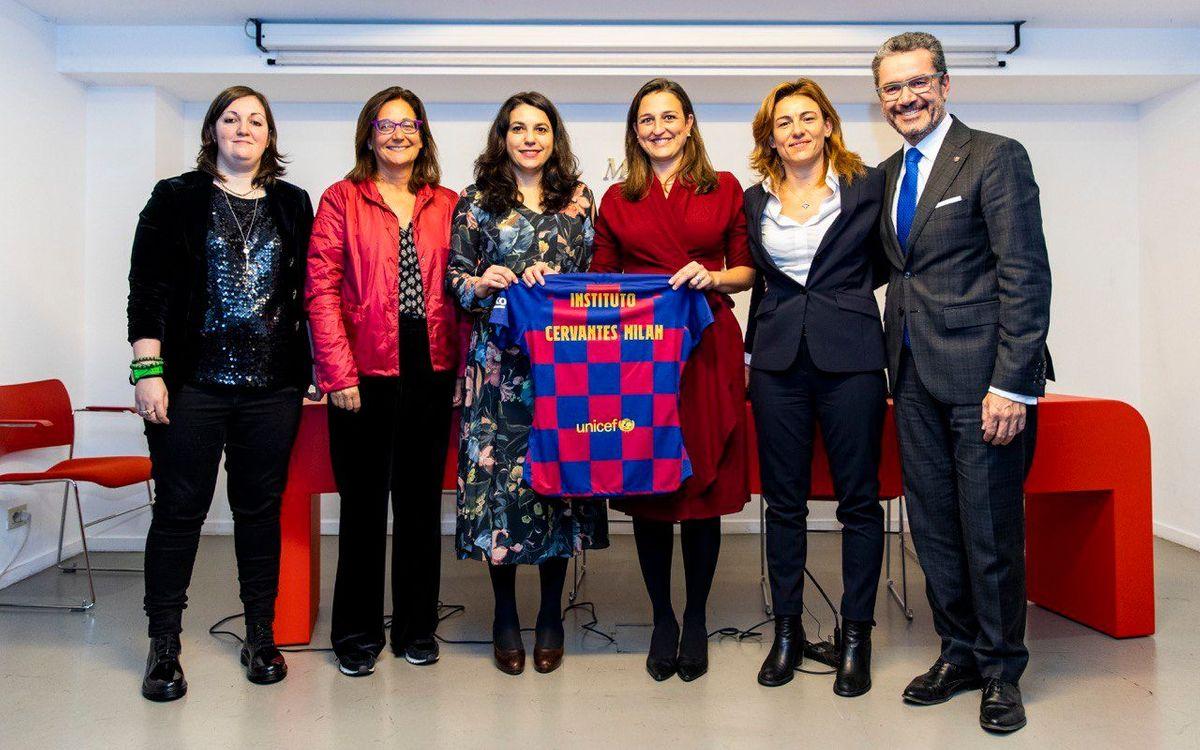 La Sagi y el auge del fútbol femenino protagonizan la previa de la jornada de Champions en Milán