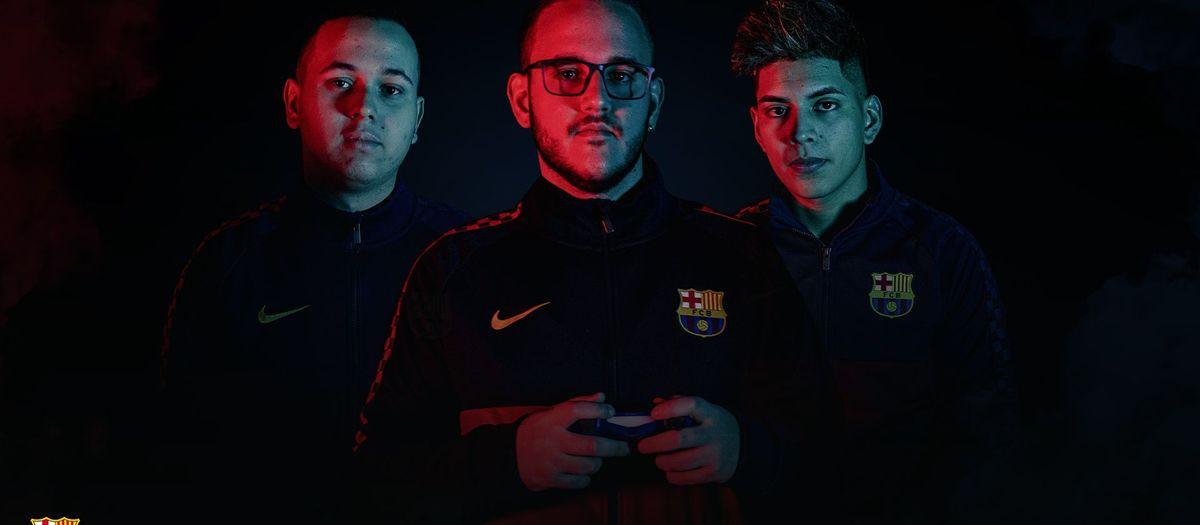 El Barça presenta su nuevo roster de eFootball PES 2020