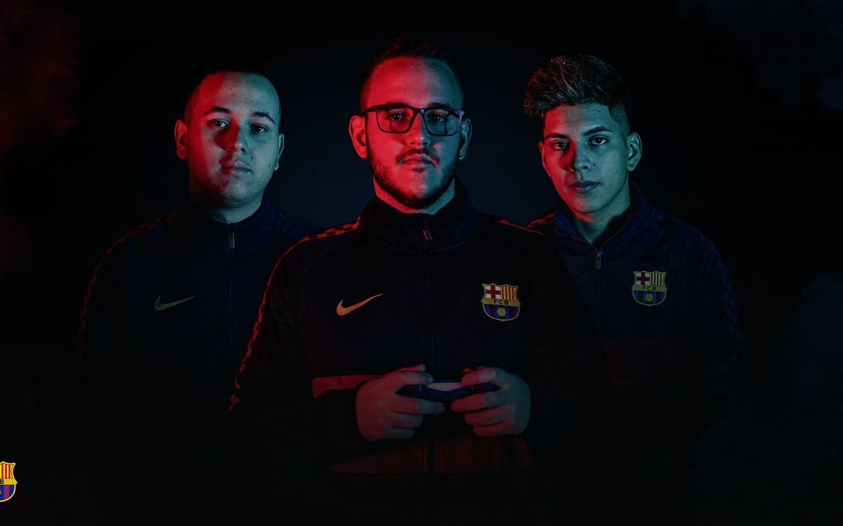 Barça presents new eFootball PES 2020 roster