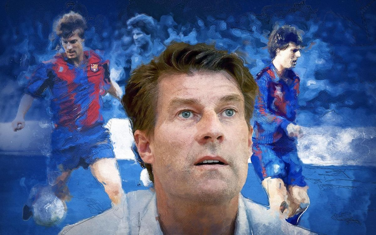 IN MY OWN WORDS: Michael Laudrup