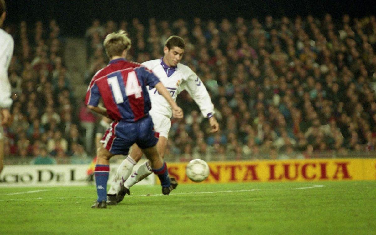 The 1994 Clásico when the Catalans won 5-0
