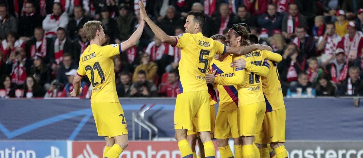 PREVIEW | Inter v FC Barcelona