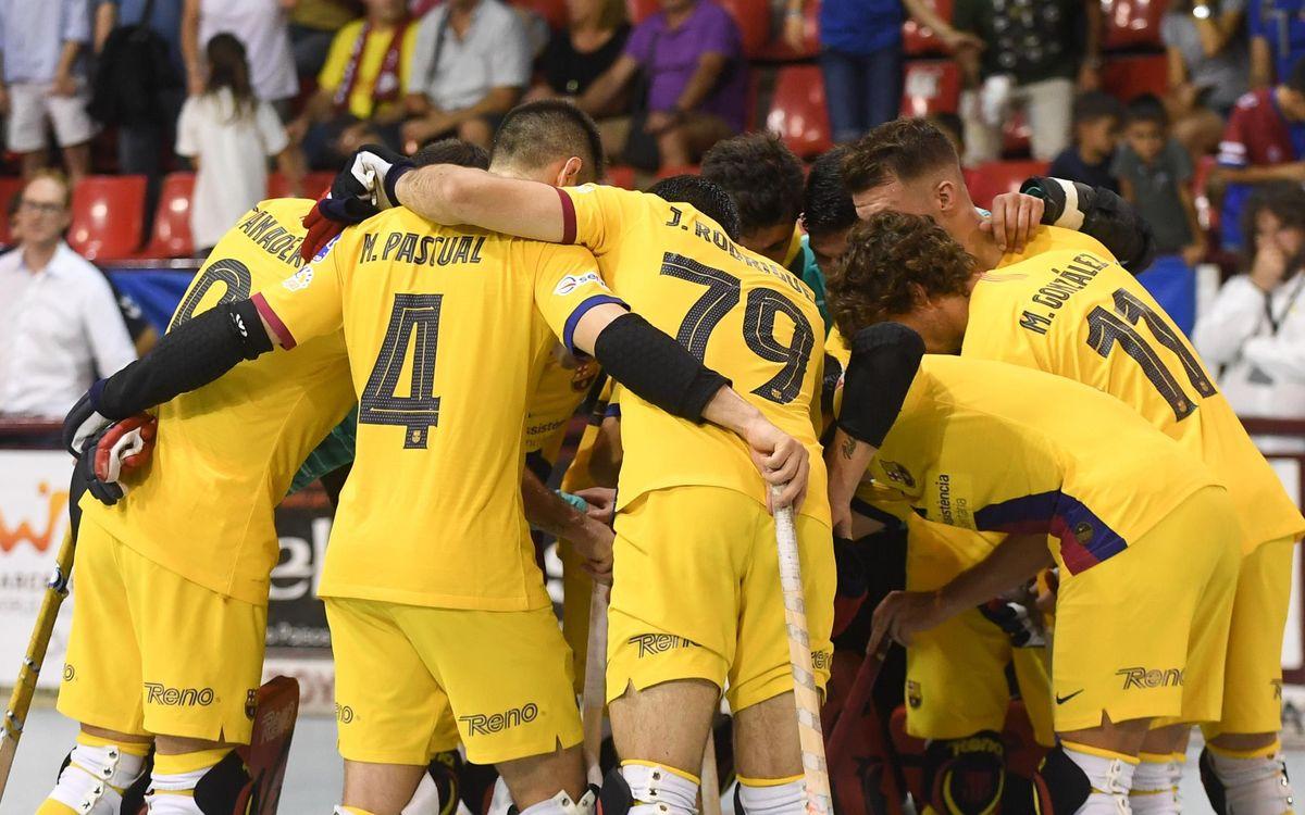 El Barça – Lloret es jugarà a la localitat selvatana