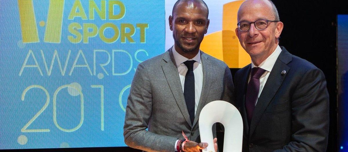 El proyecto Robot Pol, de la Fundación Barça y Fundación Abidal, galardonado en los premios Peace & Sport