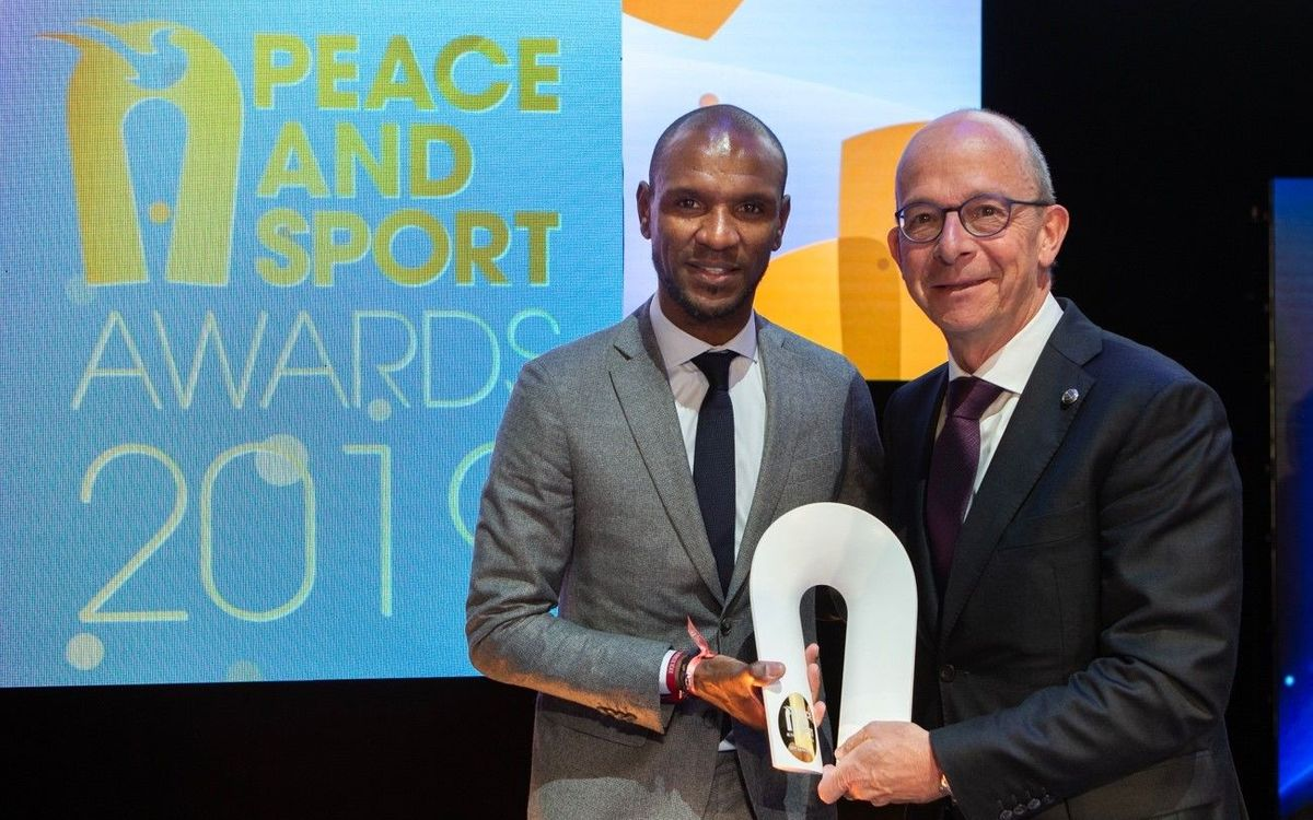 The Robot Pol project is awarded a special prize in the Peace & Sport awards