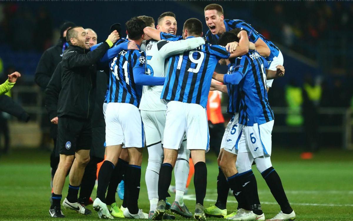 Atalanta, un rival inédito en Champions League para los culés