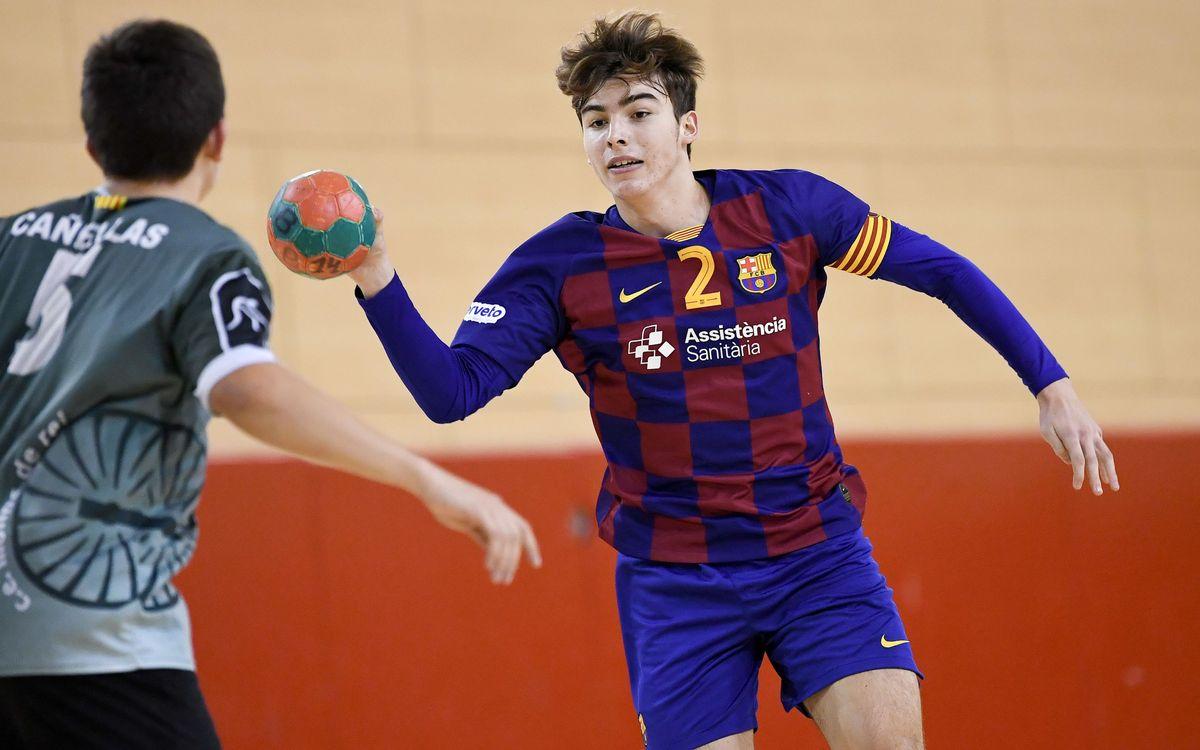 La Minicopa de balonmano también se juega en Valladolid