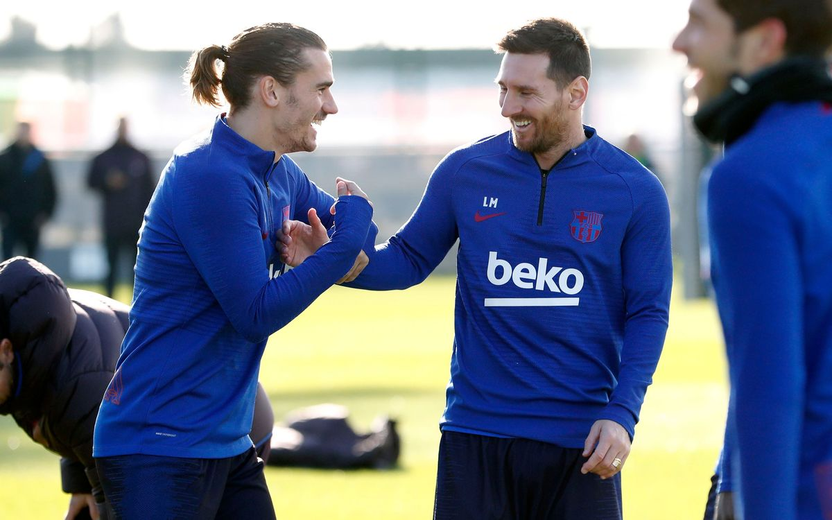 Return to action with the focus on La Liga