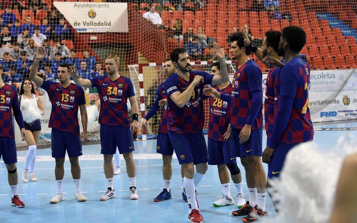 Barça – Bidasoa Irún: Reedición de final en la Copa Asobal