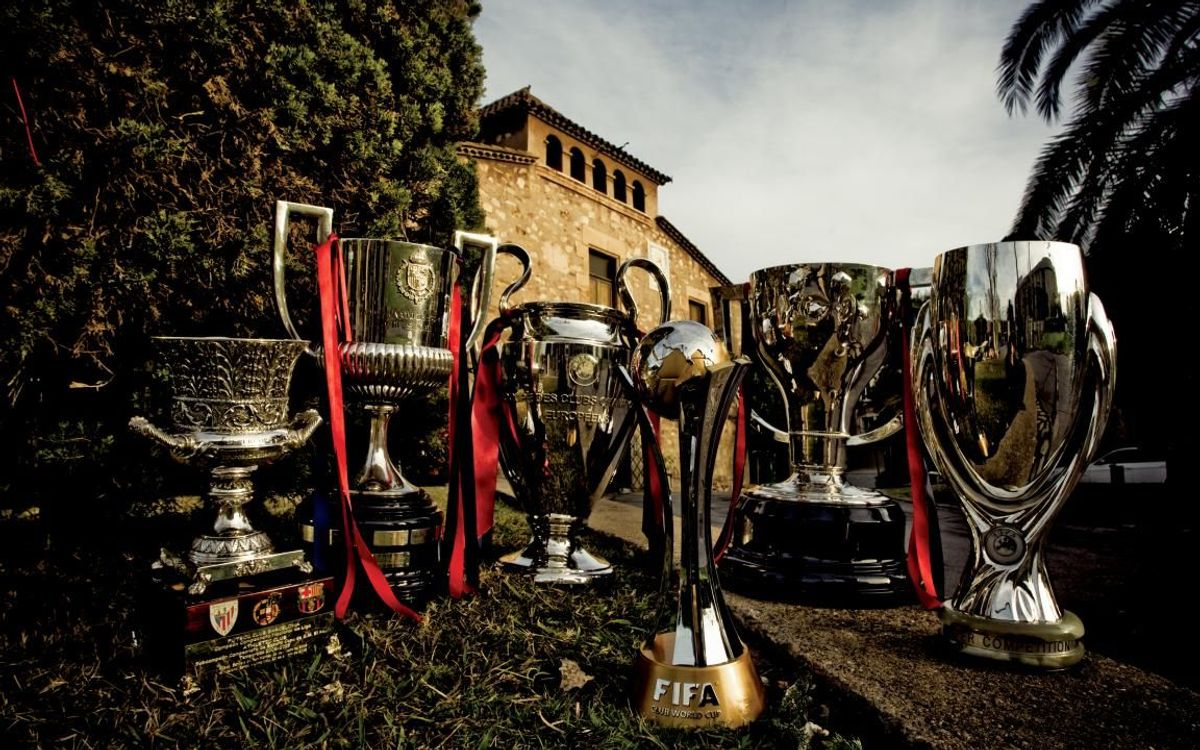 Today's special: 2009 - the year of six trophies