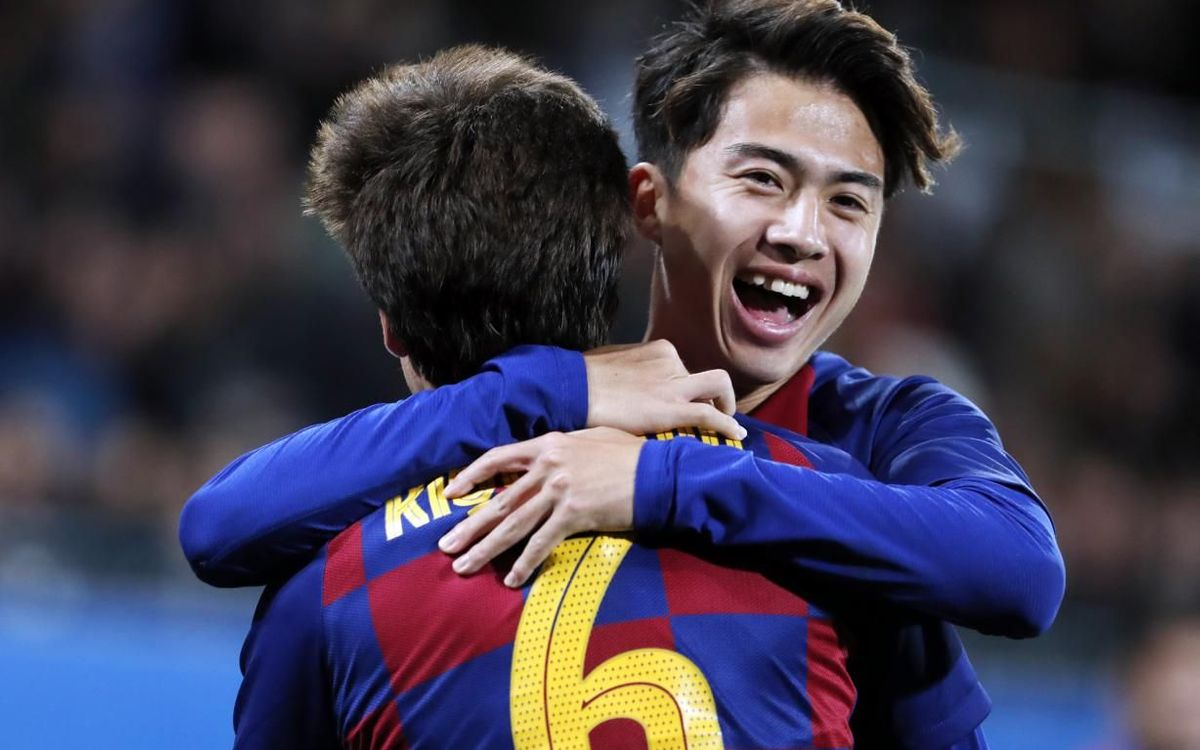 Barça B- La Nucía: Premi al bon joc (3-1)