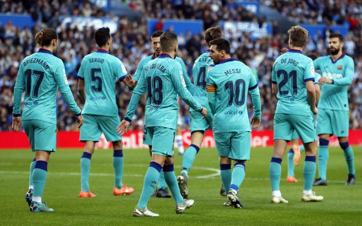 マッチプレビュー:バレンシア−バルサ