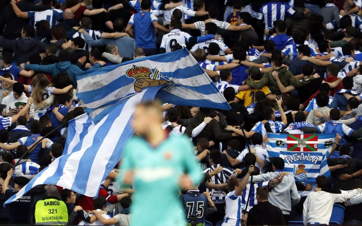 The lowdown on Real Sociedad