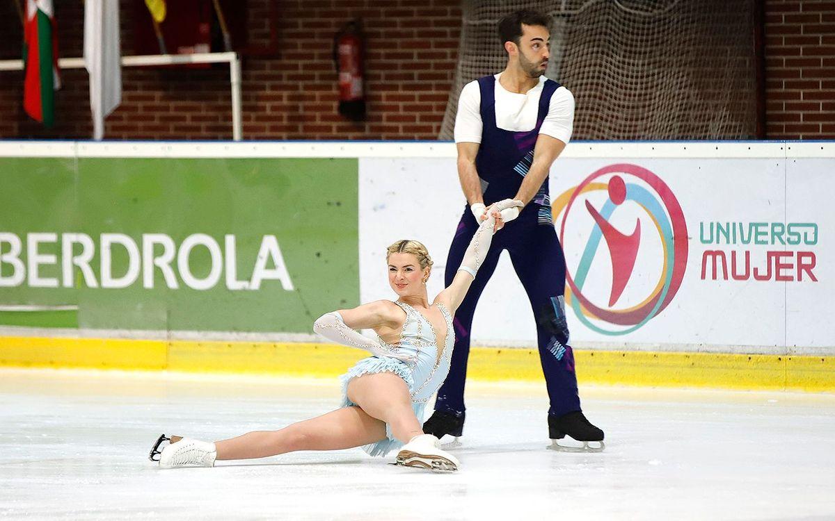 El Barça suma cinco medallas en el campeonato de España de patinaje
