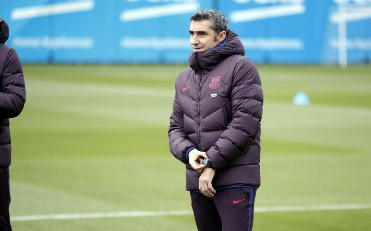 Valverde: 'Napoli are having a great Champions League'