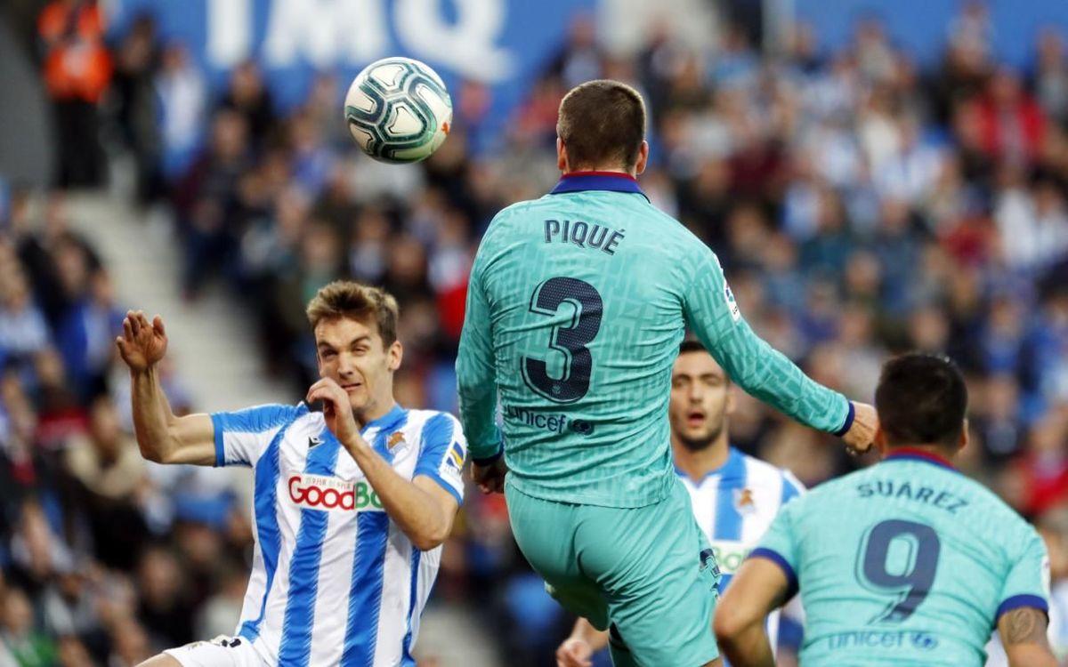 El Barça reclama el cumplimiento de los protocolos de revisión del VAR