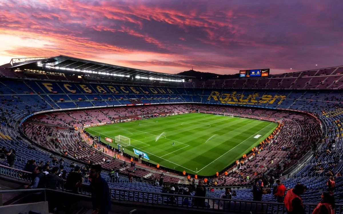 Advice for fans coming to Camp Nou for the Clásico