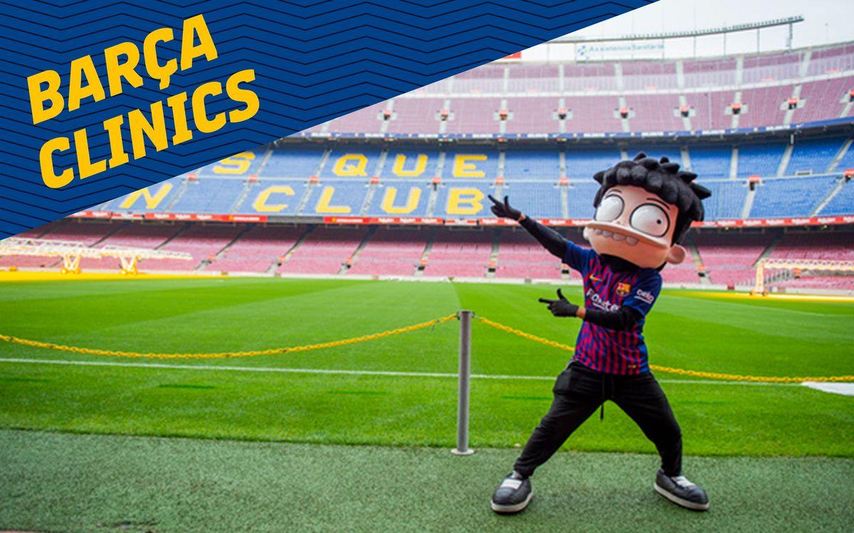 Camp Nou Experience & Pista de Hielo