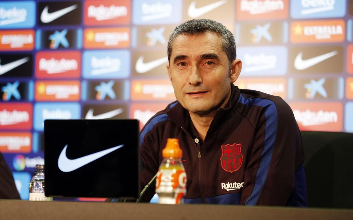 Ernesto Valverde: Clásico win would be big step forward