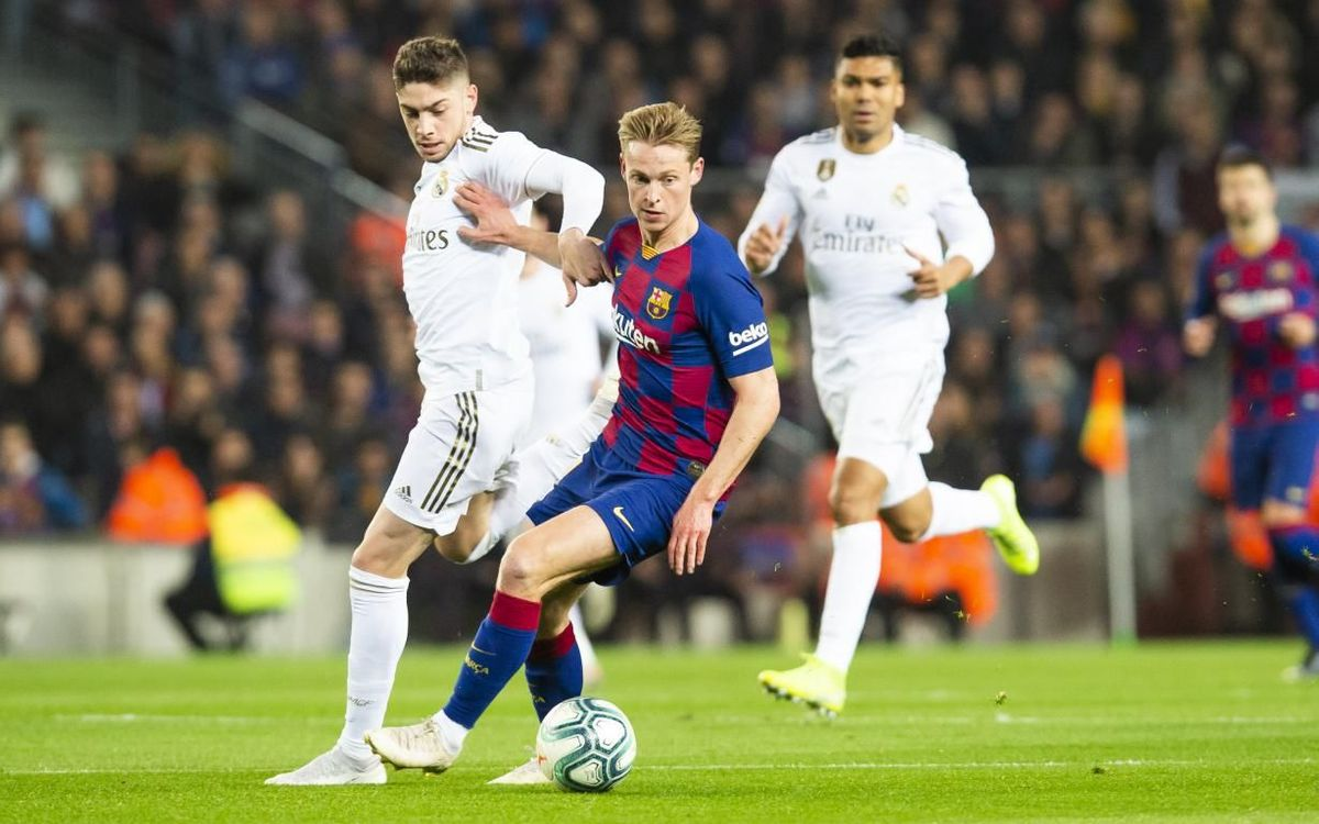 Barça – Real Madrid : Statuo quo après le Clasico (0-0)