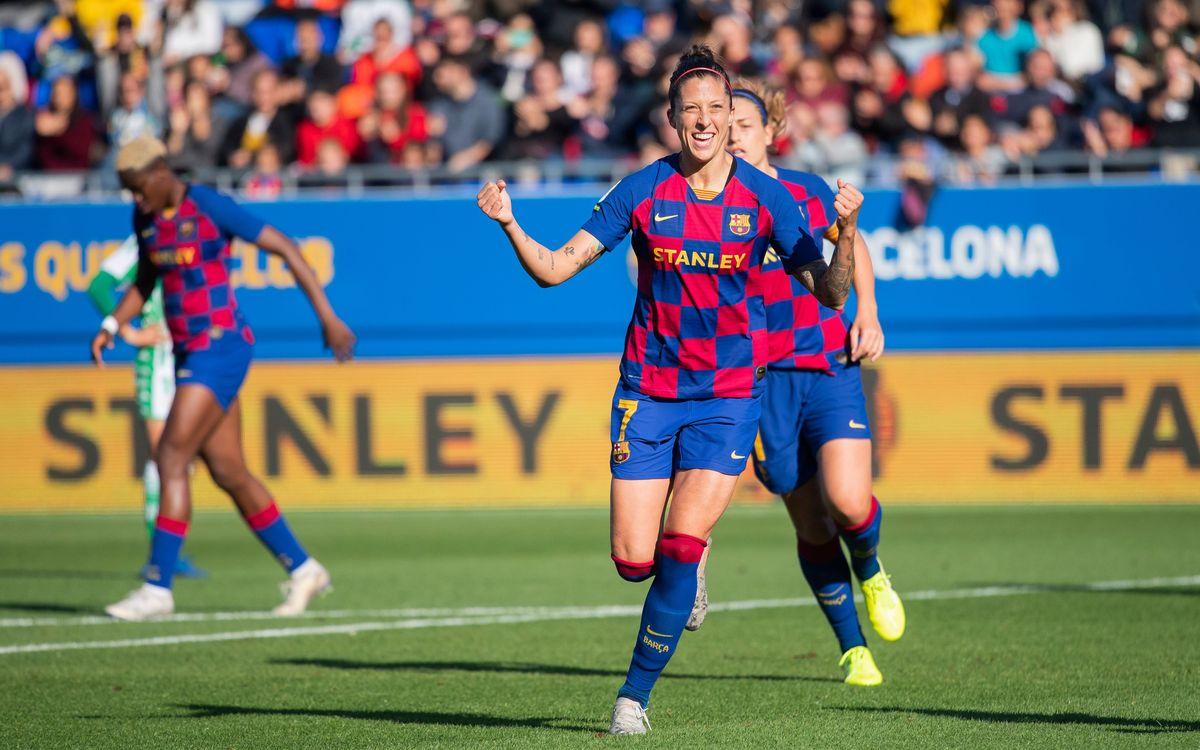 Barça Femení – UD Granadilla Tenerife (prèvia): Cap d'any a casa
