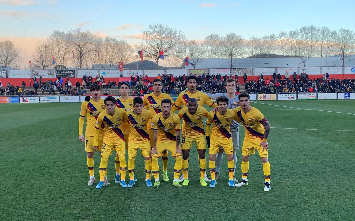 Olot 1-0 Barça B: They deserved more