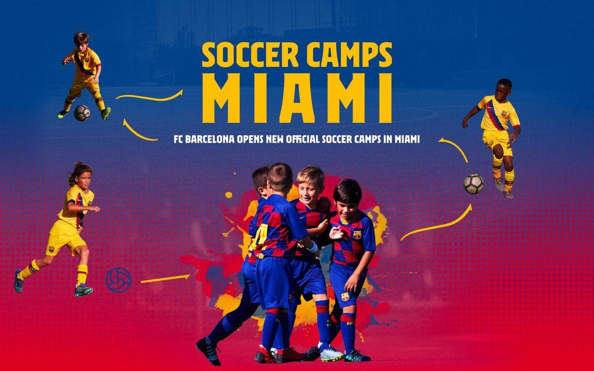 New Soccer Camp in Miami