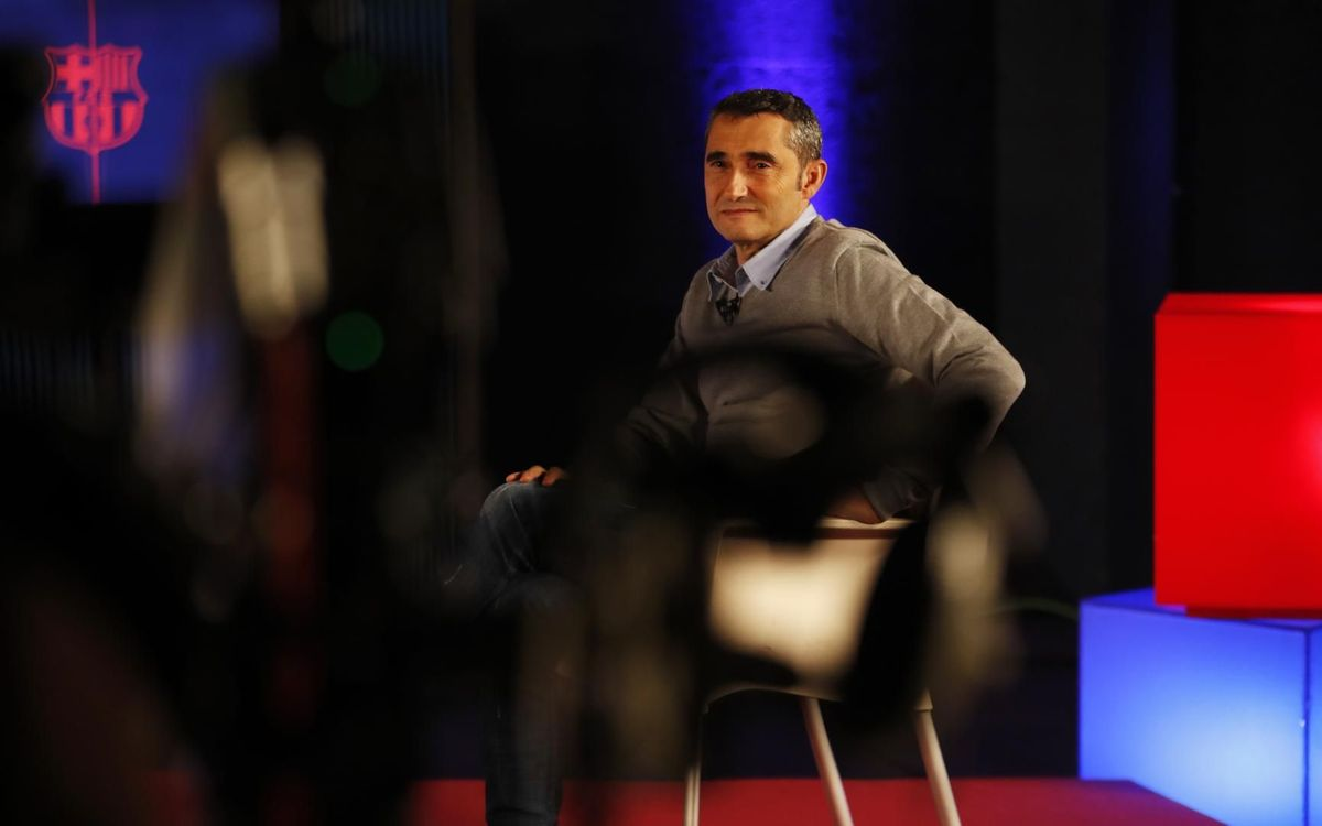 Ernesto Valverde: 'So far so good'